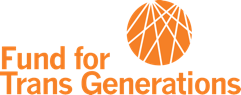 Fund for Trans Generations logo orange