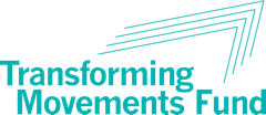 Transforming Movements Fund logo teal