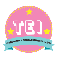 TEI Transwoman Empowerment Initiative Logo
