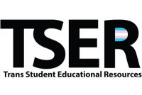 Trans Student Educational Resources Logo