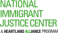 National Immigrant Justice Center logo