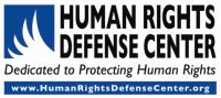 Human Rights Defense Center logo