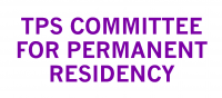 TPS Committee for Permanent Residency grantee profile