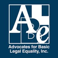 Advocates for Basic Legal Equality logo