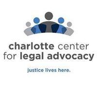 Charlotte Center for Legal Advocacy logo