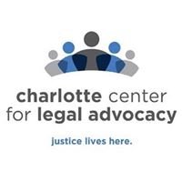 Charlotte Center for Legal Advocacy logo