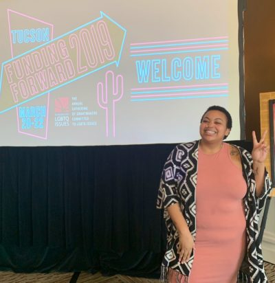 Finding My People in Philanthropy: Reflections on Funding Forward 2019