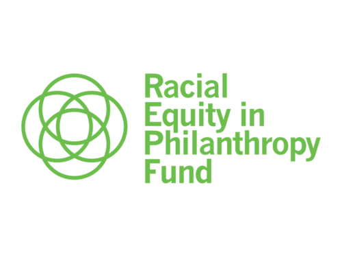 Racial Equity in Philanthropy Fund Logo