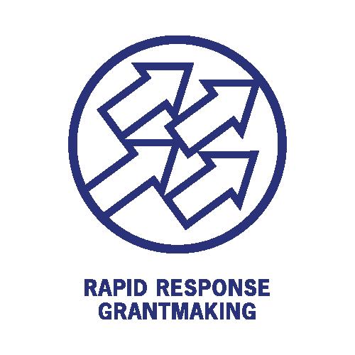 Rapid Response Grantmaking Icon