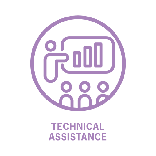 Technical Assistance Icon
