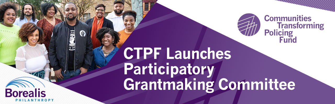 CTPF Launches Participatory Grantmaking Committee