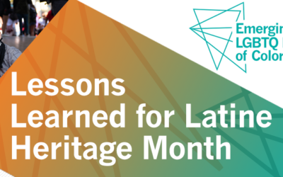 Lessons Learned for Latine Heritage Month